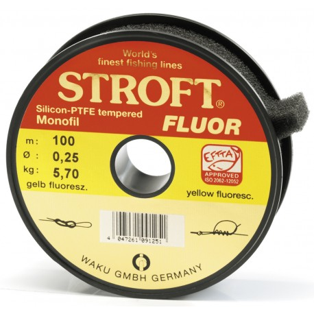 Stroft Fluor 100 m - 0,25 mm