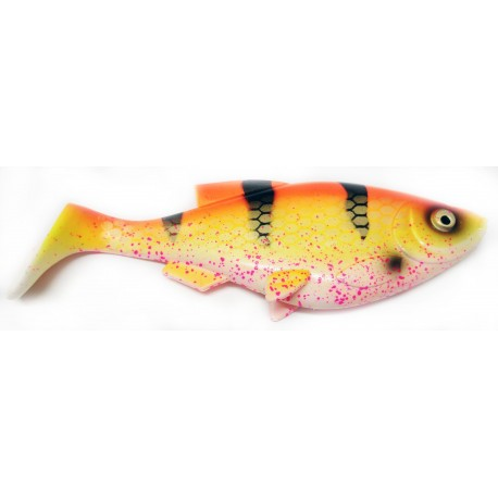 MangeBoy Braxen Gen2 22 cm - C4 Splatter Sunset UV
