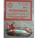 Roffes Rysspirken 20 gr - Silver