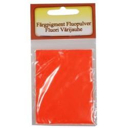 Fluopulver 10 ml - Orange