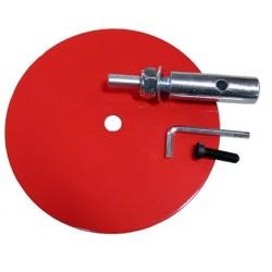 Fibe Adapter skruvdragare Isborr Skiva 22 mm