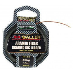 Spro Aramid Fiber Braided Leader 10m