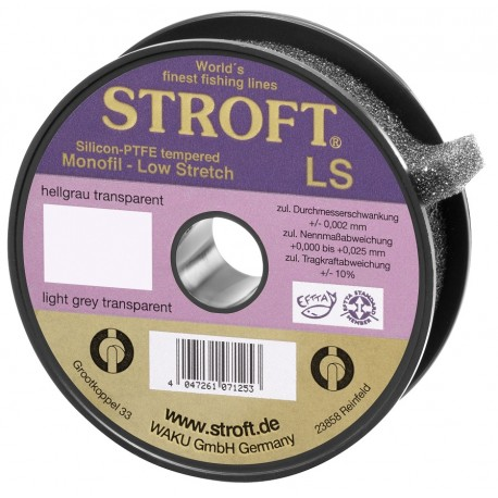 Stroft LS Nylonlina 100 m - 0,20 mm