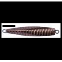 Gretapirken 46mm, Silver/koppar