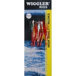 Wiggler Makrill Häckla 3/0