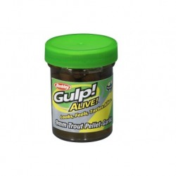 Gulp Alive Trout Pellets - Garlic