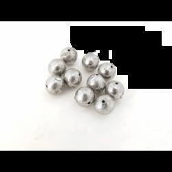 10-pack kulbly med hål, 40 gr