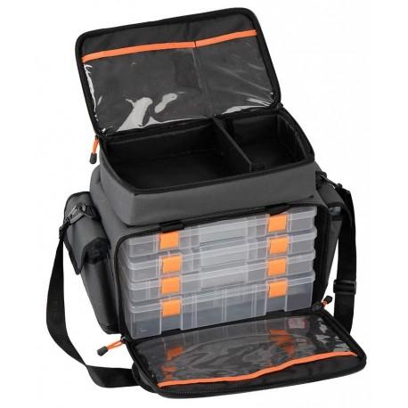 Savage Gear Lure Bag L - 6 boxar