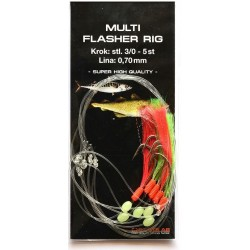 Darts Multi Flasher Rig 7/0