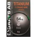 Darts Titanium 7-strand 36 lb