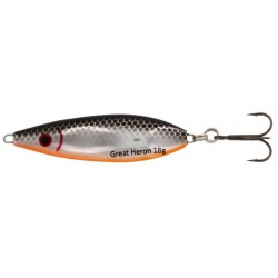 Westin Great Heron 22 gr - Steel Sardine