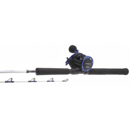 "Kinetic Zexus Blue Havsfiskeset 6'6"" 20-30 lbs"