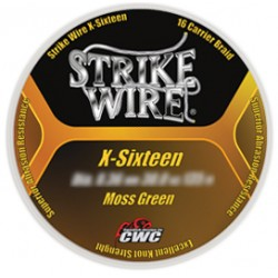 Strike Wire X-Sixteen X16 - 0,36 mm 135m