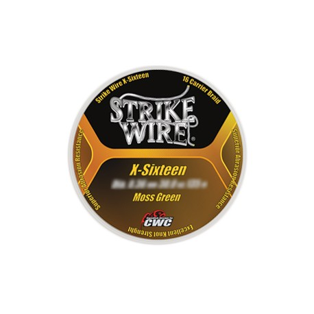 Strike Wire X-Sixteen X16 - 0,32 mm 135m