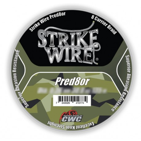 Strike Wire Predator X8 0,23 mm 135m
