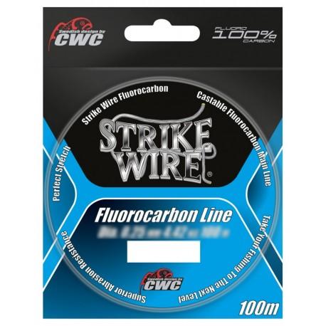 Strike Wire Fluorocarbon 0,18 mm - 100 m