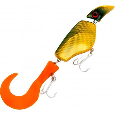 Headbanger Tail Flytande 23 cm - Skitmört