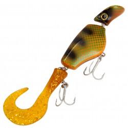Headbanger Tail Flytande 23 cm - Rusty Perch
