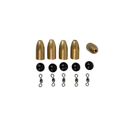 Savage Gear Brass Bullet Kit 7g