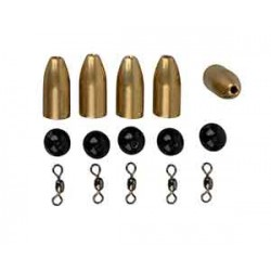 Savage Gear Brass Bullet Kit 10g