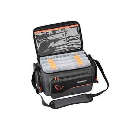 Savage Gear System Box Bag L Fiskeväska