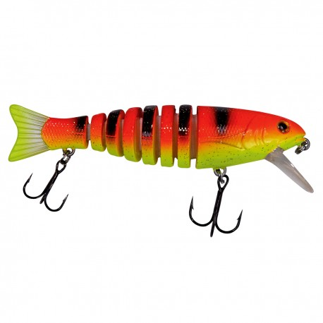 EFFZETT Viper 10,5cm Vobbler - Orange Perch