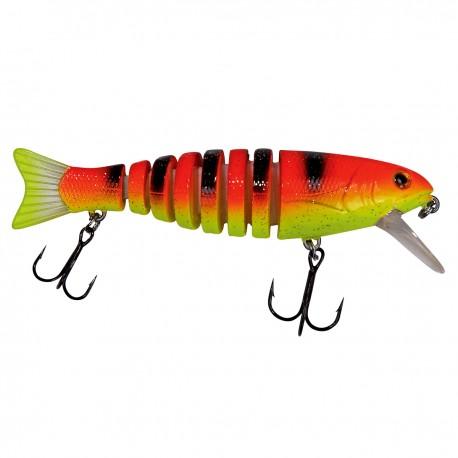 EFFZETT Viper 10,5cm Vobbler - Orange Perch