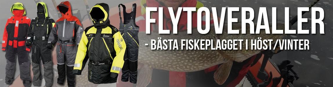 Köp Flytoveraller, online på Miekofishing.se!